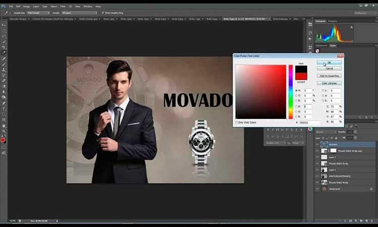 Cursos de Photoshop Monterrey